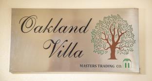 Oakland Villa